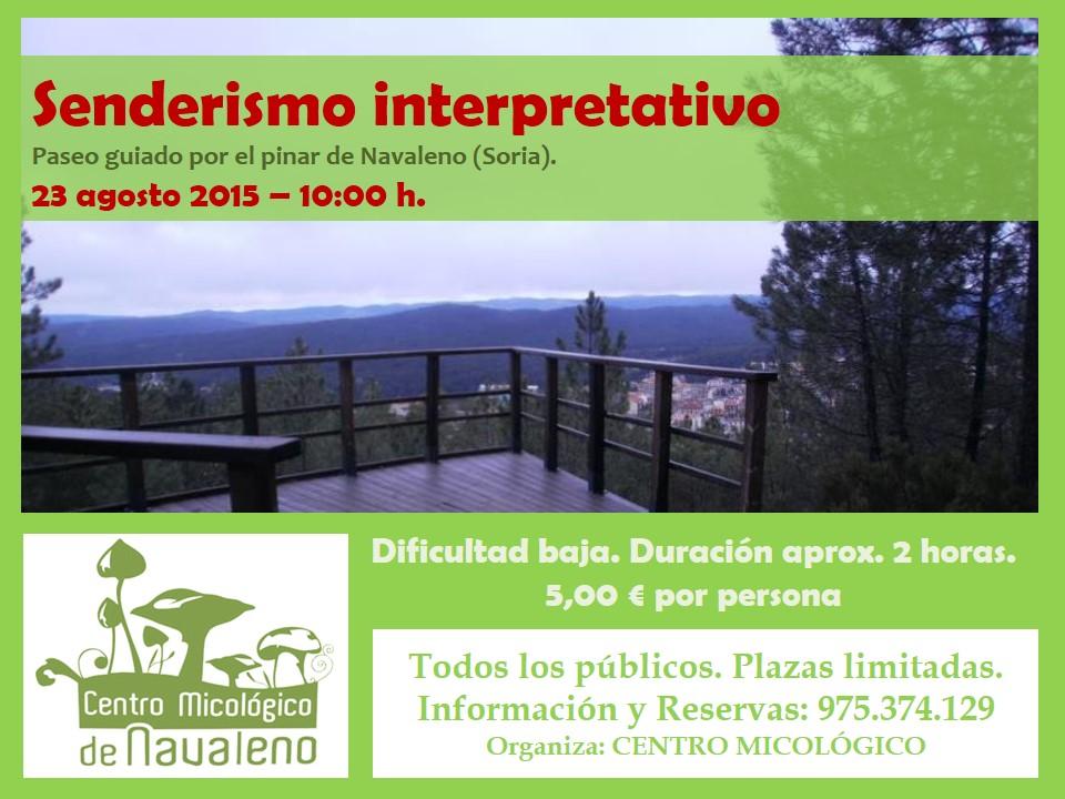 cartel-senderismo interpretativo-verano2015
