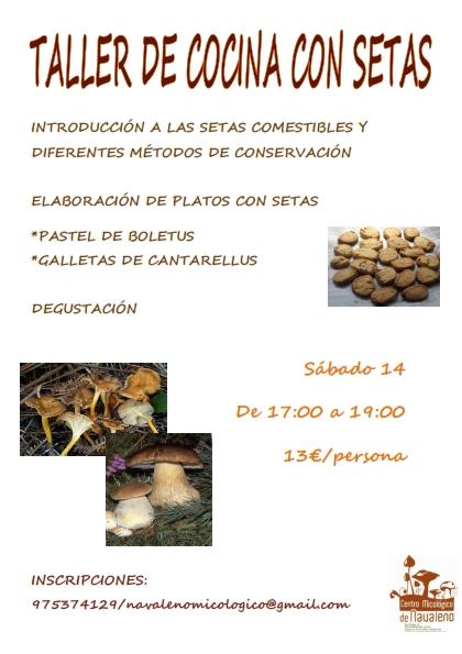 cartel taller cocina con setas_001