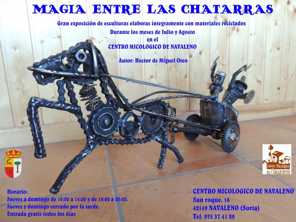 Exposición Chatarra